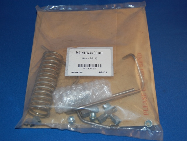 DP143 Maintenance Kit, DN40