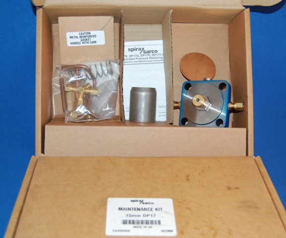 DP27 Maintenance Kit, DN15