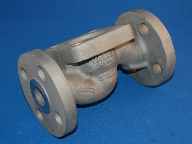"Body, 1""x 300# Flanges"