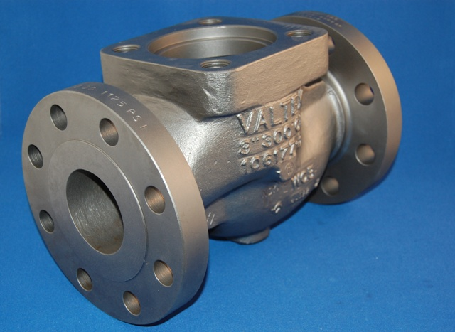 "Body, 3""x 300# Flanges"