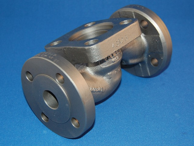 "Body, 1""x PN40 Flanges"